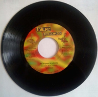"7"" Single ""To Be Poor Is A Crime"" by Joseph Blue Grant aka Still Cool"