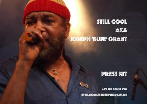 Press Kit - Joseph Blue Grant