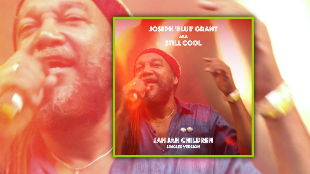 Cover: Jah Jah Children